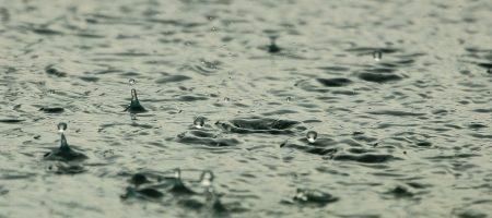 pluie eau